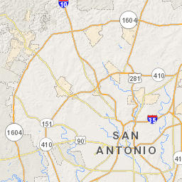 San Antonio Zip Code Map Free.My Collection Day